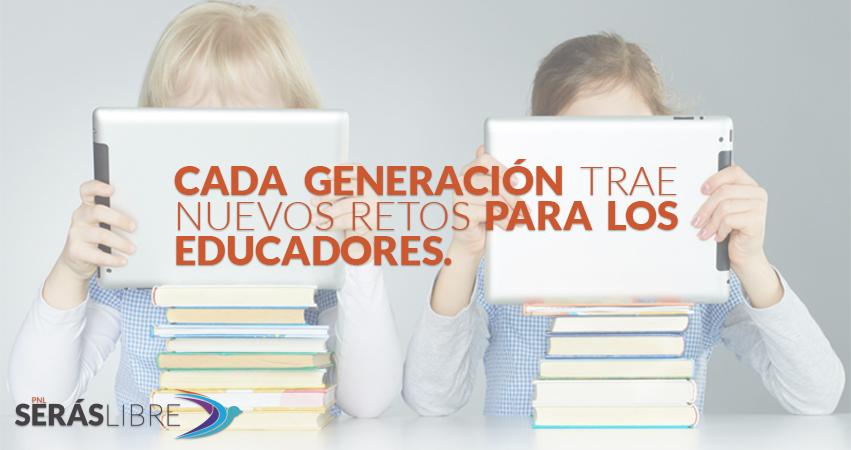 serás libre educación